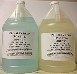 Specialty Resin & Chemical Epox-It Review   Epoxy Countertop DIY