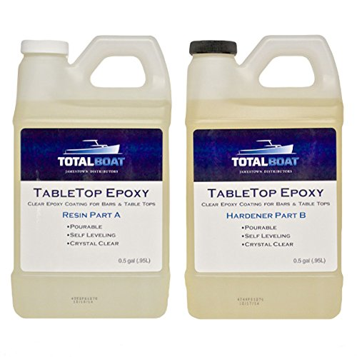 Total Boat Counter Top Epoxy