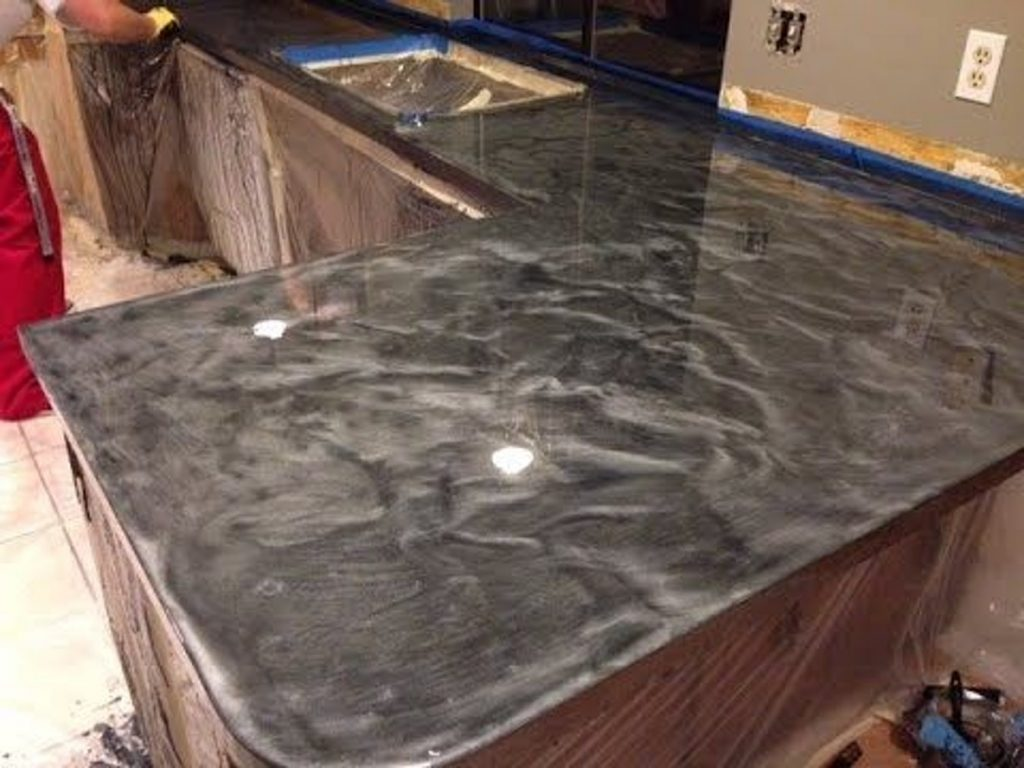 Epoxy Countertop Diy