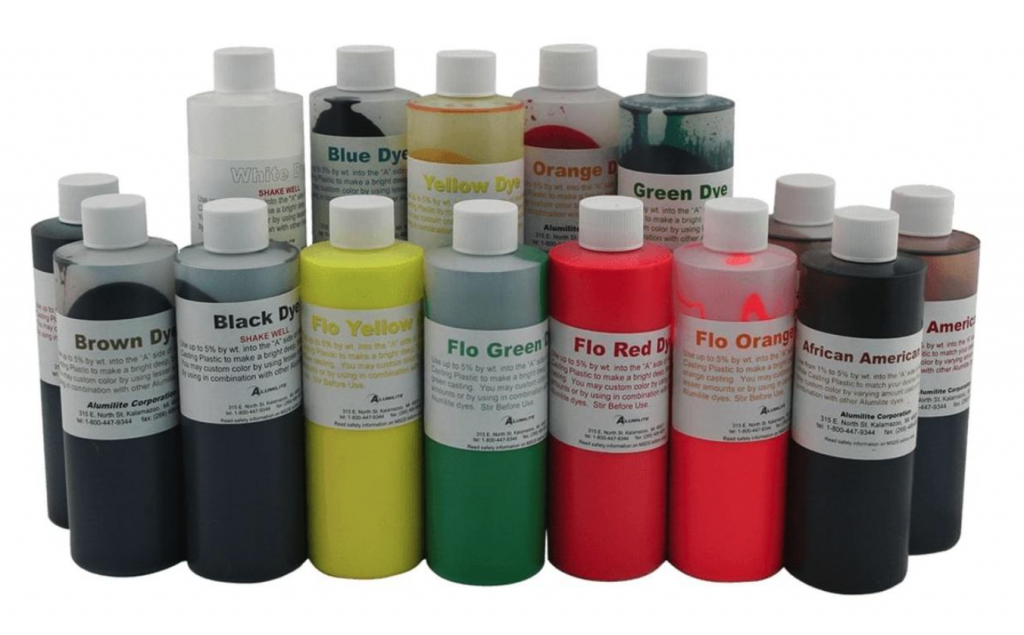 Liquid Or Alcohol Dyes